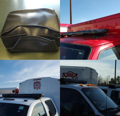Emergency Vehicle Light Bar Covers Led Light Bar Cover
