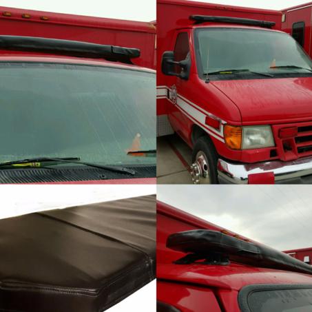 Emergency vehicle light bar covers led light bar cover emergency vehicle light bar covers aloadofball Choice Image